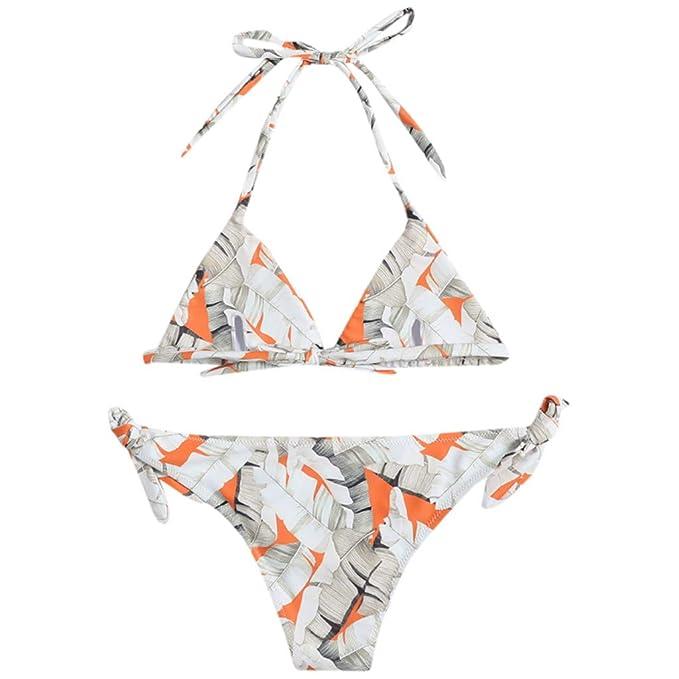 e1c60c3e6d90 Mosstars Bikinis Mujer 2019 Push up brasileño Bikini de Traje de ...