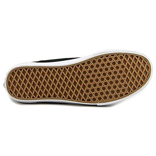 Vans Unisex Old Skool Classic Scarpe Da Skate (indo Pacific) Blk / Tr Wht