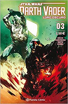 Star Wars Darth Vader Lord Oscuro Nº 03 por Charles Soule epub