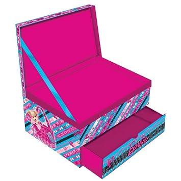 Barbie Jewelry Box Fun Tiles Craft Kits Amazon Canada