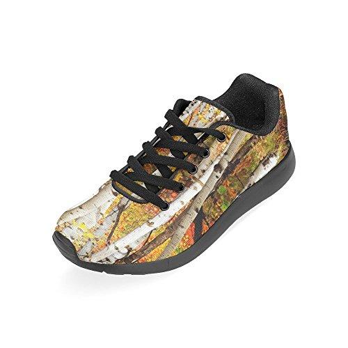 InterestPrint Womens Jogging Running Sneaker Lightweight Go Easy Walking Casual Comfort Sports Running Shoes Multi 8 nPH5emKUg