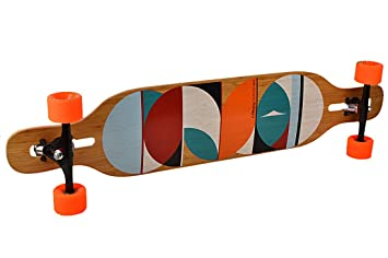 Loaded Dervish Sama Bamboo Flex 2 Complete Longboard by