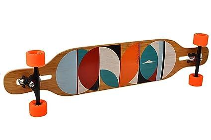 Loaded Dervish Sama Bamboo Flex 2 Complete Longboard by Loaded