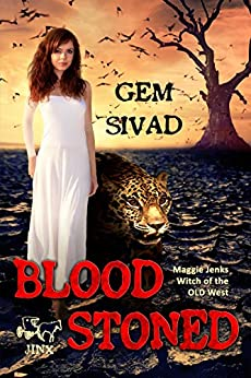 Blood Stoned (Jinx Book 2) by [Sivad, Gem]