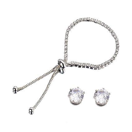 e847130ca Amazon.com: Toponly Jewelry Sets Fashion Popular Sleek Minimalist ...