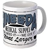 CafePress - Uneeda Mug - Unique Coffee Mug, Coffee Cup