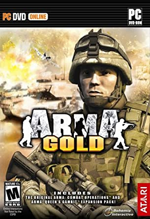 Amazon com: ARMA Gold Edition - PC: Video Games