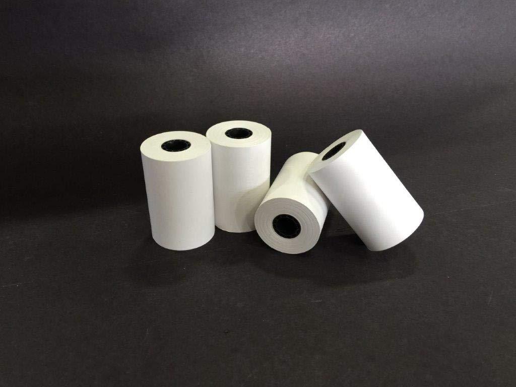 Thermal Paper 2-1/4 X 60 ft. 50 Rolls Cash Register Rolls for Credit Card Machines (50 Rolls) Premium Paper