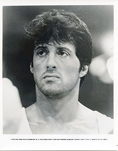 Sylvester Stallone Original 1987 8x10 Photo Portrait Over The Top