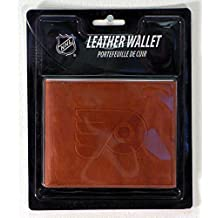 Rico MBL7405 NHL Flyers Phil. Lthr/Manmade Billfold Sports Fan Home Decor, Multicolor, One Size