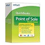 Software : QuickBooks Point of Sale Multi-Store v12 Desktop Add-A-Store