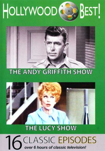 Hollywood Best! The Andy Griffith Show & The Lucy Show - 16 Classic Episodes! (Best Andy Griffith Episodes)