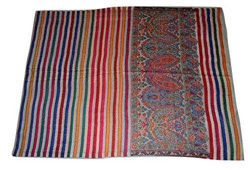 Multicolored Silk Stripes...