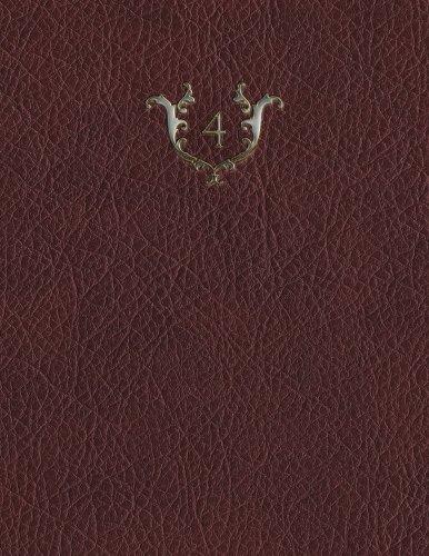 """Monogram 4"""" Grid Sketchbook (Monogram Red 150 Grid-Sketch) (Volume 30) ebook"""
