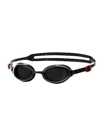 c58b00bee3 Amazon.com   Speedo Aquapure Prescription IQfit Goggle   Sports ...