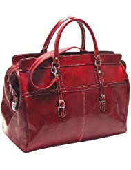 Floto Luggage Italian Casiana Tote, Tuscan Red, Large