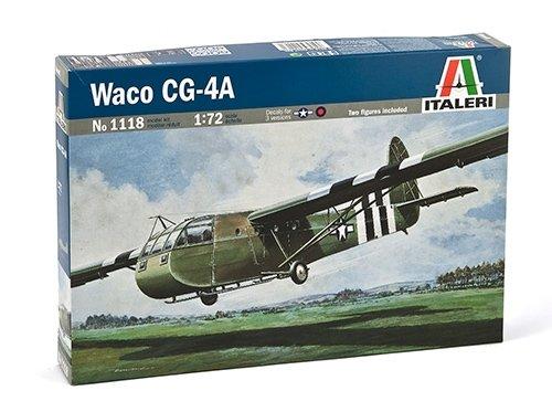 ITALERI 551118 1/72 Waco CG4A Glider WWII - Waco Stores