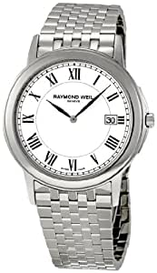 Raymond Weil Men's 5466-ST-00300 Tradition White Dial Watch
