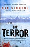 Front cover for the book The Terror by Dan Simmons