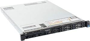 Dell PowertEdge R620 Server | 2X E5-2640 2.50GHz | 128GB | H310 | 8X 600GB SAS (Renewed)