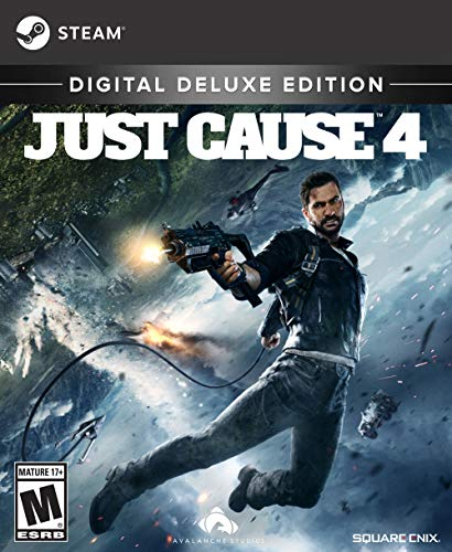 Pc Just (Just Cause 4 Digital Deluxe [Online Game Code])