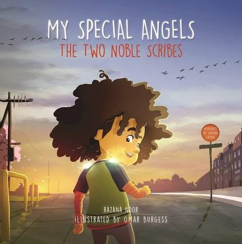 My Special Angels: The Two Noble Scribes]()
