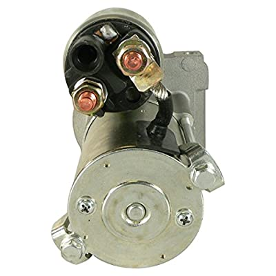 DB Electrical SDR0379 Starter For Chevy Avalanche, Colorado 5.3L 5.3 09-12, Express Vans 4.8L 5.3L 08-14, Silverado 1500, Tahoe 4.8 5.3 09-13 /GMC Canyon 09-12 5.3L, Savana Vans 08-14 5.3 4.8: Automotive