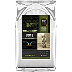 SportDogFood Canine Athlete Dog Food, Performance Recipe 26/18, 40-Pound