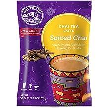 Big Train Spiced Chai Tea Latte 3.5 Lb. (1 Count) Powdered Instant Chai Tea Latte Mix, Spiced Black Tea with Milk, For Home, Café, Coffee Shop, Restaurant Use