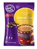 Big Train Spiced Chai Tea Latte 3 Lb (1 Count) Powdered Instant Chai Tea Latte Mix, Spiced Black Tea with Milk, For Home, Café, Coffee Shop, Restaurant Use