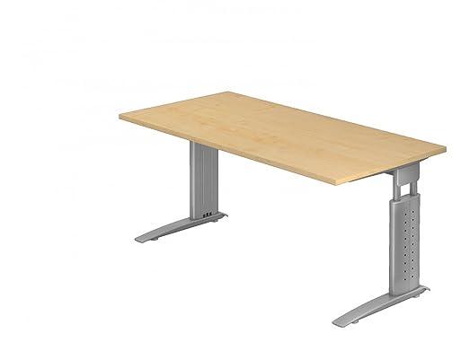 Dr de oficina escritorio - Estructura de metal plata - Mecánica ...