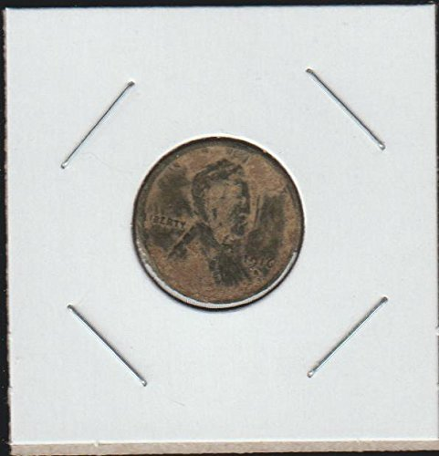 1916 D Lincoln Wheat (1909-1958) Penny Very Good