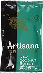 Artisana Organic Raw Coconut Butter, 1.06 Ounce (Pack of 10)