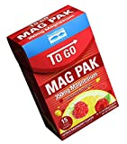 to Go MAG PAK Trace Minerals 15 Packets Box