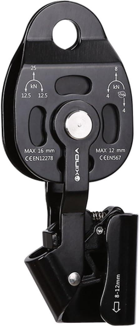 Zowaysoon 25KN Ascender - Dispositivo de elevación de polea ...