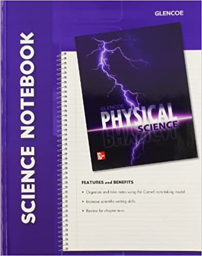 Glencoe Physical Science Science Notebook