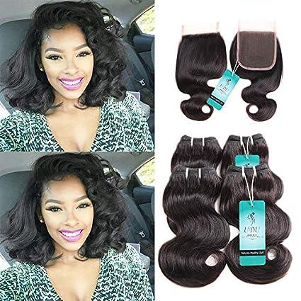 Amazon.com: UDU Short Curly Weave Brazilian Kinkys Curly Hair 4 Bundles 50g/pc Short Brazilian Hair Bundles Brazilian Kinkys Curly Hair Jerry Curl Weave ...