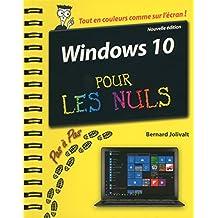 Windows 10 pas à pas pour les Nuls, 2e (PAS A PAS NULS)
