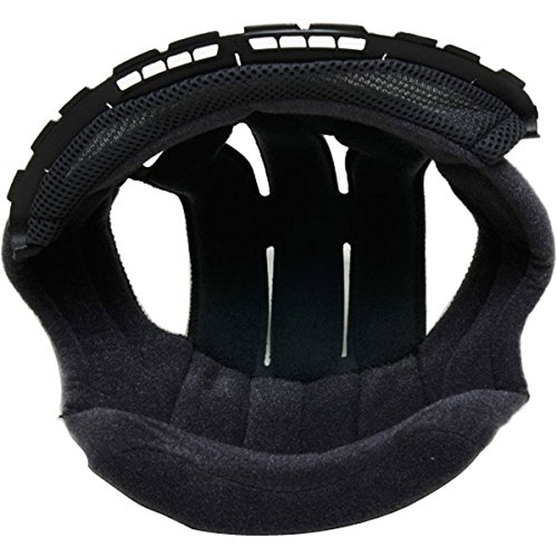 Shoei RF-1200 Center Pad M9 Street Motorcycle Helmet Accessories - Black/Medium by Shoei