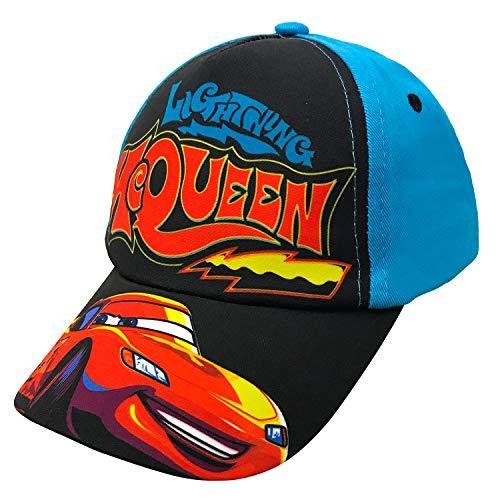 Disney Lightning McQueen Cars Baseball Cap [6013] ()
