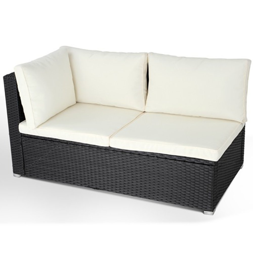 ssitg polyrattan ecksofa sofa gartensofa polyrattansofa garten gartenm bel online kaufen. Black Bedroom Furniture Sets. Home Design Ideas