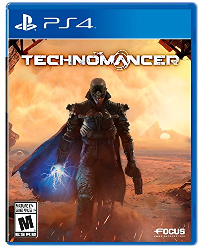 The Technomancer - PlayStation 4 (Best Final Fantasy Game Of All Time)