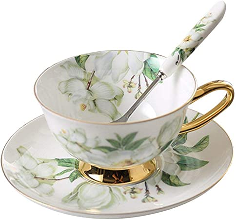 2015 Vintage Bone Chinese Tea Cup And Saucer Set Ceramic