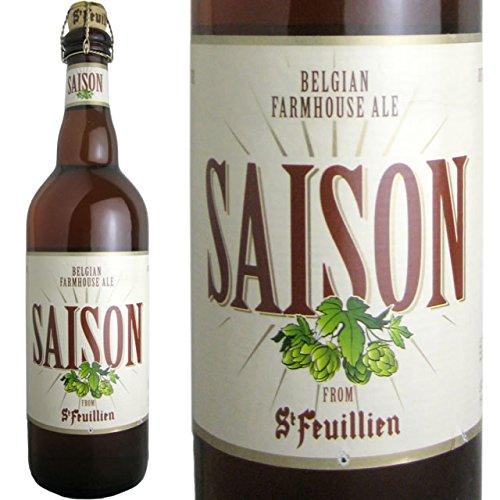 サンフーヤン セゾン 12本セット ベルギービール セゾン 750ml【納期:3日~約2週間後に発送】  B00ENA43GA
