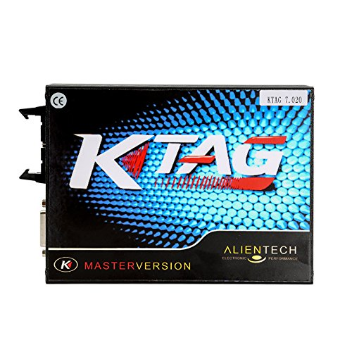 v2.23 KTAG ECUプログラミングツールファームウェアv7.020 KTAGマスター最新バージョン( 2017 ) B07547BHWF
