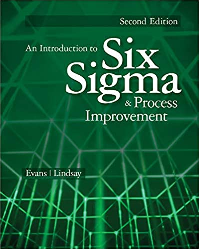 read unlimited books online an introduction to six sigma and process improvement by james r evans william book