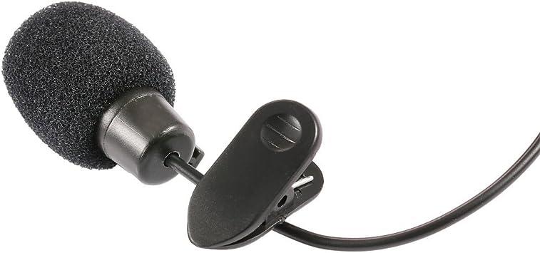 Neewer Mini micrófono de Solapa, para Manos Libres, Ordenador, etc ...