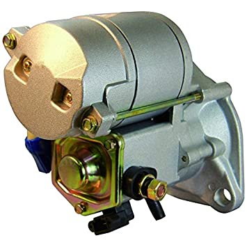 New Starter for Yanmar Marine & Industrial Engines 3TN84