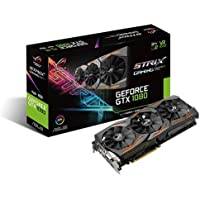 ASUS ROG GeForce GTX 1080 8GB GDDR5X HDCP Ready Video Card