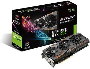 ASUS ROG GeForce GTX 1080 8GB Video Card